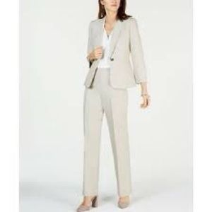 Kasper NWT Audrey Classic Side Zip Pant Size 16